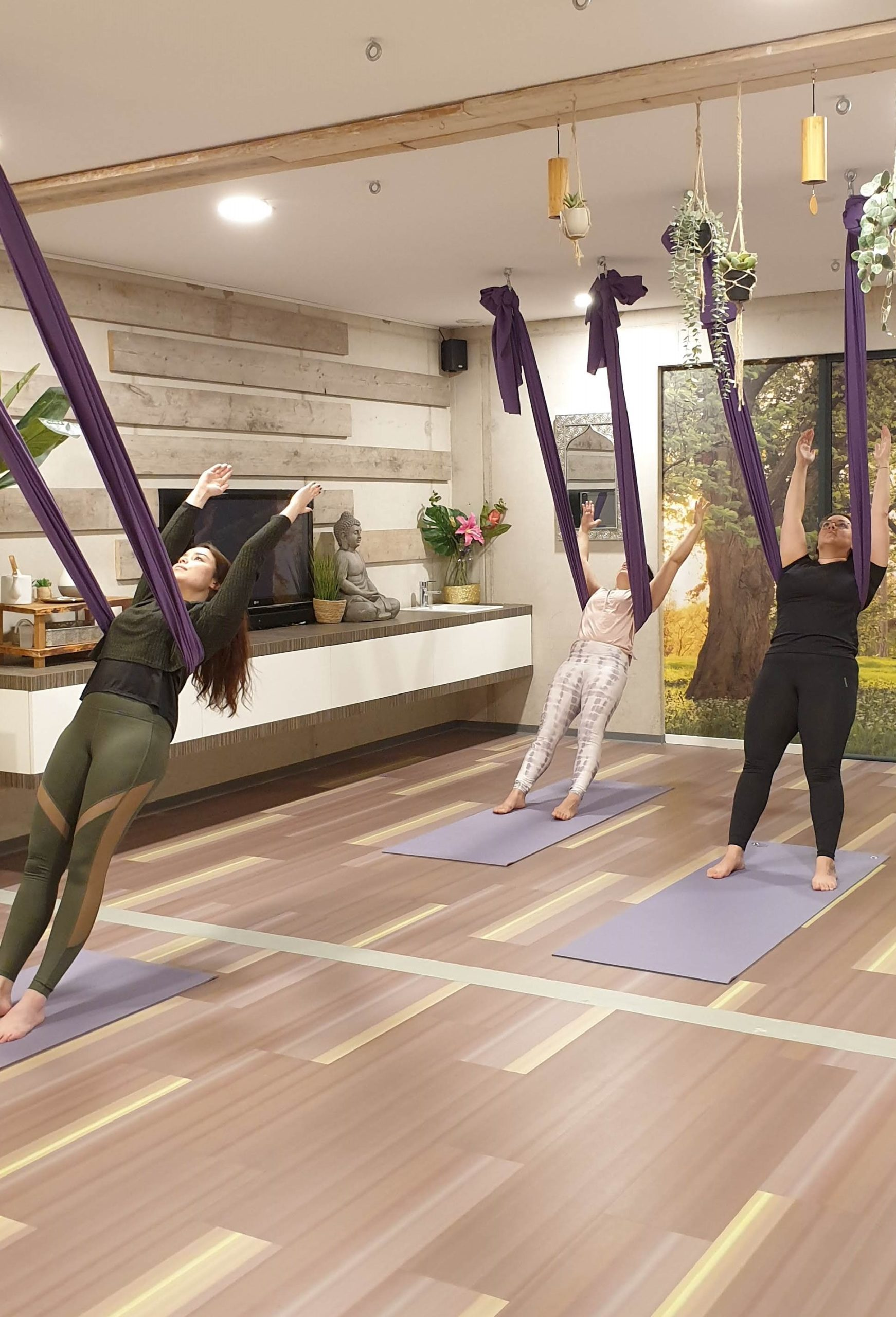 Aerial Yoga Venlo